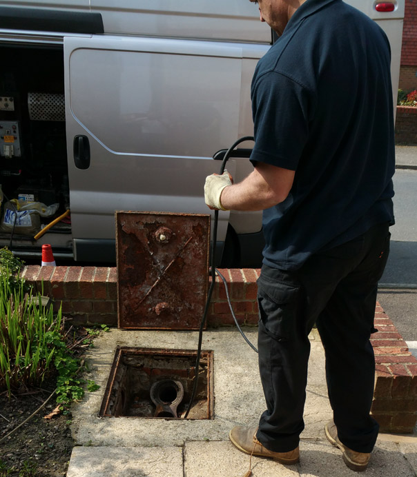 Drain Cleaning Sevenoaks